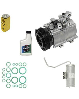 Universal Air Conditioner KT 1841 A/C Compressor and Component Kit