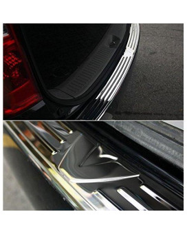 Sell By Automotiveapple, Hsm Rear Bumper Pad Stainless Protector Plate 1-Pc For 2007 ~ 2015 Hyundai I800 Imax H1 : Grand Starex