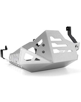 AltRider SU14-1-1200 Skid Plate for the Yamaha Super Tenere XT 1200Z - Silver