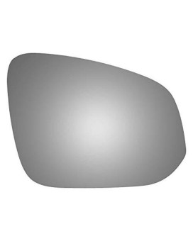 Toyota 4Runner (2013 2014 2015 2016) Toyota Rav4 (2013 2014 2015) Tacoma (2016 2017 2018) Convex Passenger Side Replacement Mirror Glass