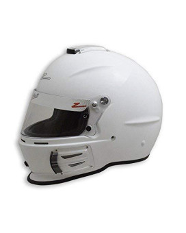 Zamp RZ-42 Kevlar Mix SNELL SA2015 Helmet White Medium