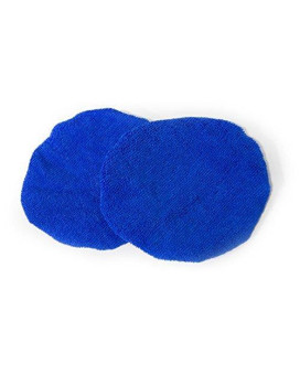 WEN 10A326 Microfiber Polishing Bonnets (2 Pack), 10""