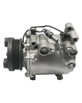 RYC Remanufactured AC Compressor and A/C Clutch GG483