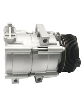 RYC Remanufactured AC Compressor and A/C Clutch EG149
