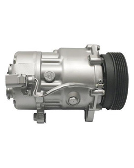 RYC Remanufactured AC Compressor and A/C Clutch GG554