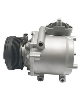 RYC Remanufactured AC Compressor and A/C Clutch GG588