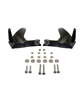 Icon Vehicle Dynamics 2005-Up Toyota Tacoma Lower Control Arm Skid Plate Kit