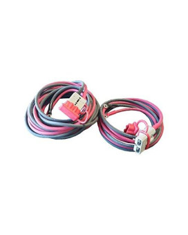 2 AWG 24 FT & 8 FT UNIVERSAL CUSTOM MADE QUICK CONNECT WIRING KIT, TRAILER MOUNTED WINCH