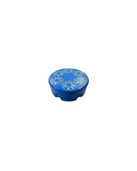 Fuel Cap Off Road UTV Arctic Cat Wildcat 2012 2013 2014 Blue [5349AC-A2]