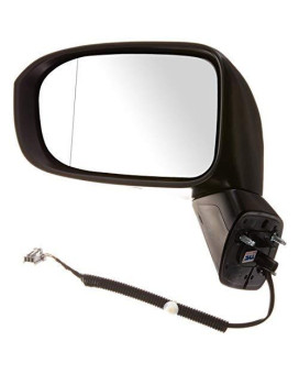 Tyc 4711132 Honda Civic Non Heated Replacement Left Mirror, 1 Pack