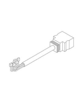 Boss Part # Msc03751 - Connector Pigtail 11Pin (Plow Side)