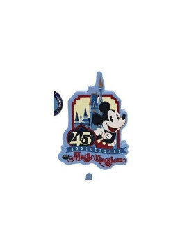 Walt Disney World Magic Kingdom 45Th Anniversary Antenna Topper