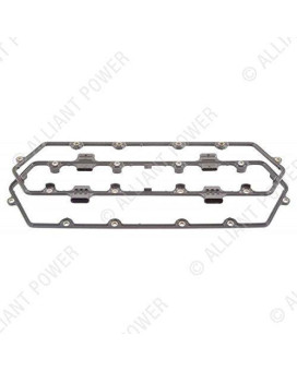 Valve Cover Gaskets (set of 2) for 1994-1997 7.3L Ford PowerStroke and T444E Navistar Engines - Alliant Power # AP0013