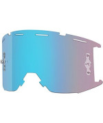 Smith Optics Squad MTB Adult Replacement Lens Off-Road Motorcycle Eyewear Accessories Chromapop Contrast Rose Flash