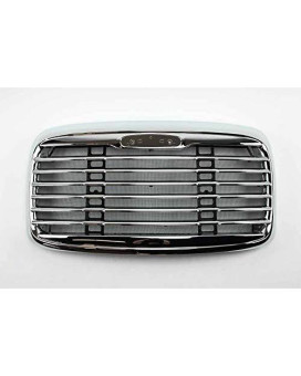 Grille (Front)(Oe), W/ Bugscreen, Chrome/Black