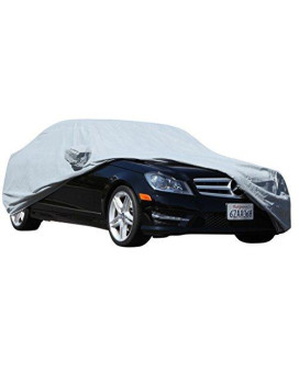 XtremeCoverPro Car Covers Ready fit for MERCEDESE E300 E400 SEDAN 1994~2017? UV Resistant Vehicle Accessories ? Breathable Fabric Indoor/Outdoor Protection