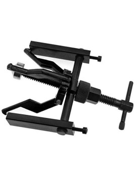 3-Jaw Inner Bearing Puller Tool Carbon steel Gear Extractor Automotive Machine