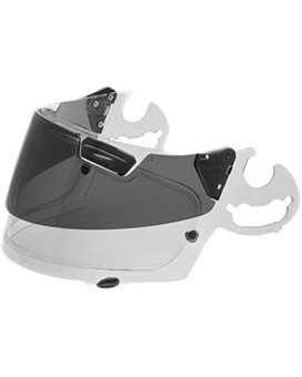 Arai SAI Pro Shade System Frame Only w/out Shield Men's Street Motorcycle Helmet Accessories - Black/White/One Size