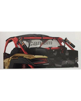REAR WINDOW NET #715002004 NEW CAN-AM COMMANDER 2014 AND MAVERICK 2014