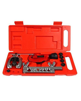 Shankly Double Flaring Tool, Professional Double Flaring Tool Kit by