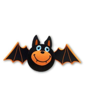 Tenna Tops Quantity 2 Pcs Pack Spooky Halloween Bat Car Antenna Topper/Antenna Ball/Car Mirror Dangler