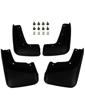 A-Premium Splash Guards Mud Flaps Mudflaps For Volvo Xc90 2006-2012 Front And Rear 4-Pc Set