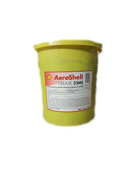 Aeroshell - 33Ms/64 Grease 37.5 Pound Container Mil-21164D