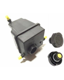 LAND ROVER RANGE ROVER L322 2003 - 2005 EXPANSION TANK RADIATOR AND CAP SET PART: PCF000033 & PCD000070