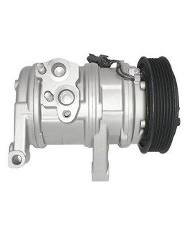 RYC Remanufactured AC Compressor and A/C Clutch FG357
