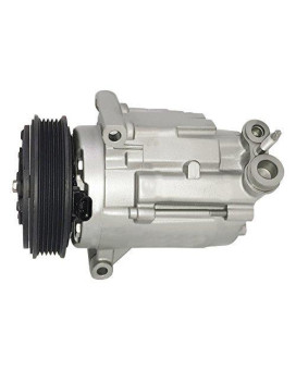 RYC Remanufactured AC Compressor and A/C Clutch FG680