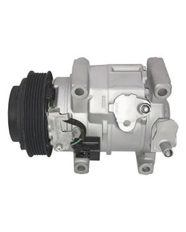 RYC Remanufactured AC Compressor and A/C Clutch IG320