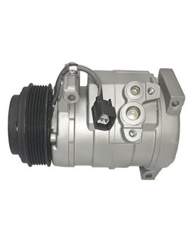 RYC Remanufactured AC Compressor and A/C Clutch AEG313