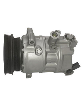 RYC Remanufactured AC Compressor and A/C Clutch AIG567