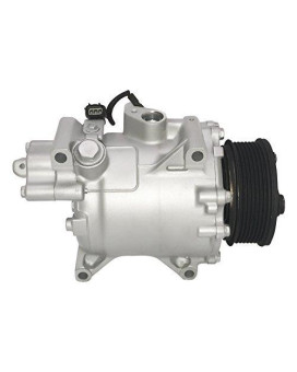 RYC Remanufactured AC Compressor and A/C Clutch IG560