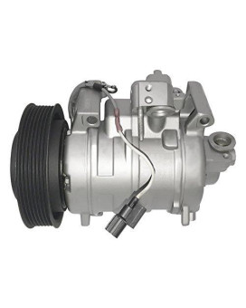 RYC Remanufactured AC Compressor and A/C Clutch AEG333