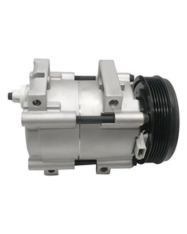 RYC Remanufactured AC Compressor and A/C Clutch EG169