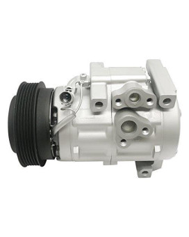 RYC Remanufactured AC Compressor and A/C Clutch FG120