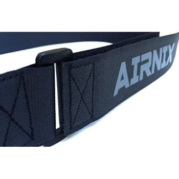 """Airnix 10X 40"""" X 1.5"""" Hook And Loop Cinch Straps, Reusable Fastening, Securing, Cable Straps"""