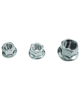ACTION 3/8X26Tpi Flanged Hub Axle Nut
