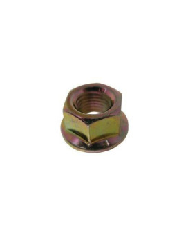 Action Hub Axle Nut 3/8X24 Flanged