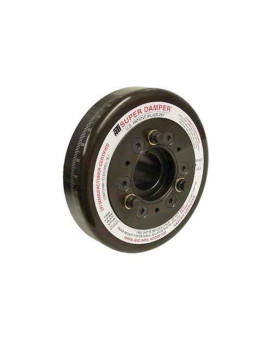 """Ati Performance Products 917776 6.32"""" Harmonic Damper For Gm Ls1"""