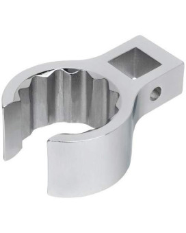 Williams SCF40 Crowfoot Wrench Flare Nut, 1-1/4-Inch
