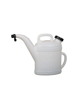 WirthCo 32375 Funnel King High Density Polyethylene Pitcher - 6 Liter Capacity