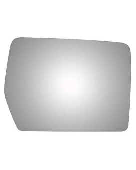 Ford F-150 (2011 2012 2013 2014) Convex Passenger Side Replacement Mirror Glass