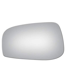 Volvo S60 S80 V70 (2004 2005 2006) Driver Side Replacement Mirror Glass