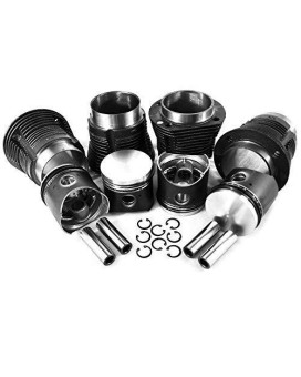 Aa Performance Products Vw 77Mm 36 Horse Power Piston & Cylinder Kit