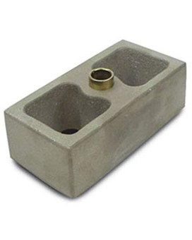 """Afco 20246 Lowering Block Thickness: 1"""""""
