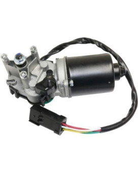 Perfect Fit Group Repj361104 - Wrangler (Tj) Wiper Motor, Front, Motor Without Washer Pump