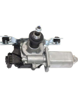 Perfect Fit Group Repg361104 - Grand Cherokee / Liberty Wiper Motor, Rear, Without Washer Pump