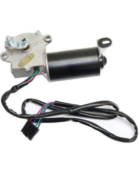Perfect Fit Group Repj361105 - Cj7 / Cj5 Wiper Motor, Front, Without Washer Pump, With Left Hand Drive